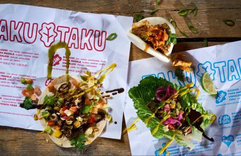 Prisbelönt vegansk fast food-kedja ska växa snabbare via crowdfunding – Taku-Taku tar in kapital via Pepins