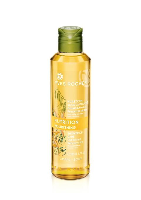 Botanical Expertise Body Nourishing Shower Oil Care