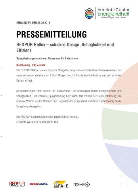 PM 18_REDPUR REFLEX – SCHICKES DESIGN, BEHAGLICHKEIT UND EFFIZIENZ