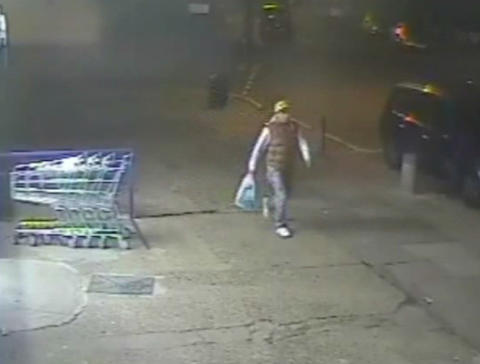 Man police would like to trace in connection with a sexual assault in Barnet