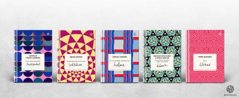 Ny serie reflektionsböcker för en fördjupad vardag