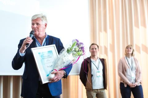 Vant Sørlandets Energipris 2016: Asko Agder er Sørlandets smarteste strømbruker