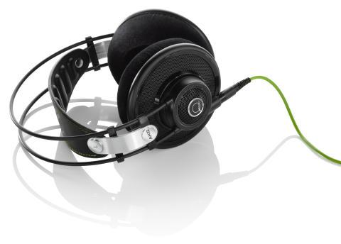 HARMAN Unveils New Signature Line Quincy Jones AKG Headphones