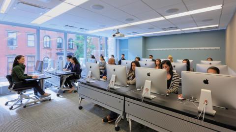 New York University SCPS.