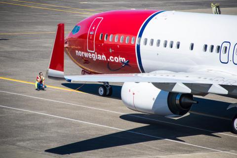 Svenska staten ger Norwegian fortsatt förtroende