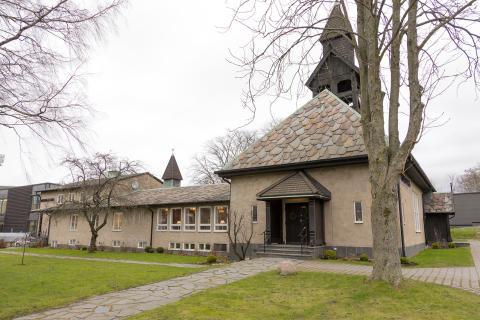 Dagens Lunchteater flyttar till Norges Hus