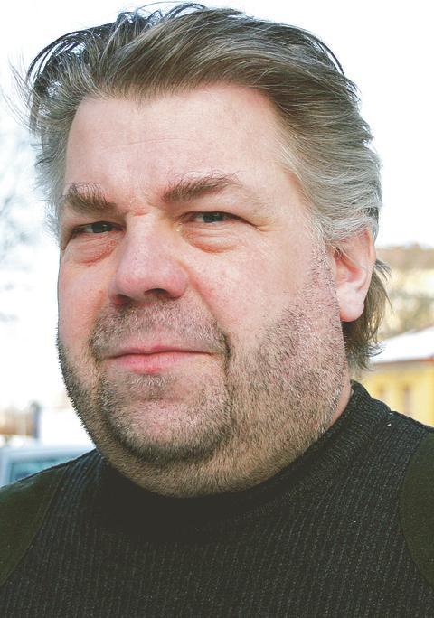 Lars Högbom, forskare vid Skogforsk