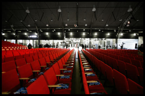 Borås högt upp på ranking av internationella kongresser