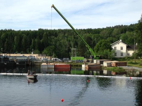 Veidekke bygger om kraftstation åt Vattenfall
