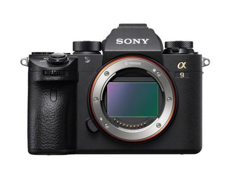 Sony подобрява своя фотоапарат α9 чрез значима софтуерна актуализация