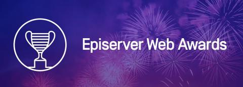 Klart för final i Episerver Web Awards