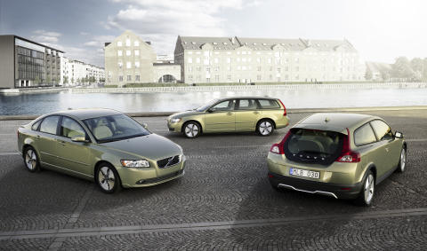 Produktionsstart för Volvo XC60 och DRIVe-modellerna