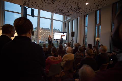 Miniseminarium på Lilla Scen, 2016