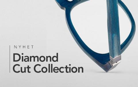 Diamantskurna bågar i Smarteyes nya kollektion