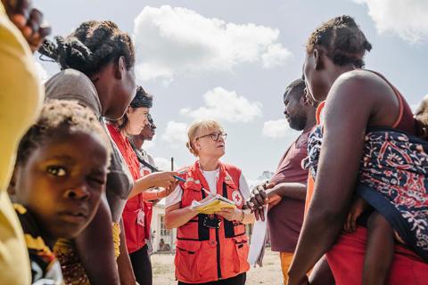 Nytt team till Mocambique för att förhindra spridningen av kolera