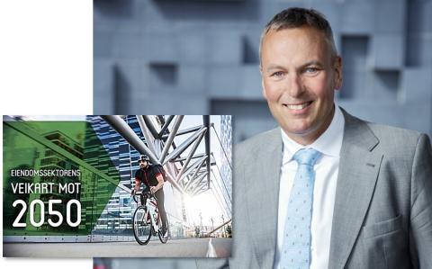 Oslo S Utvikling mot nye miljømål - tilslutter seg Eiendomssektorens veikart mot 2050