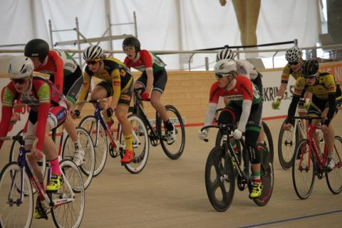 Menn junior scratch