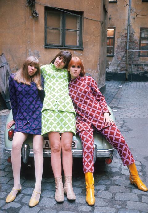 Textil konst och radikal design: Veronica Nygren