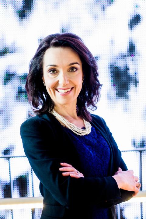 Miia Kivipelto erhåller Stockholms Sjukhems donationsprofessur