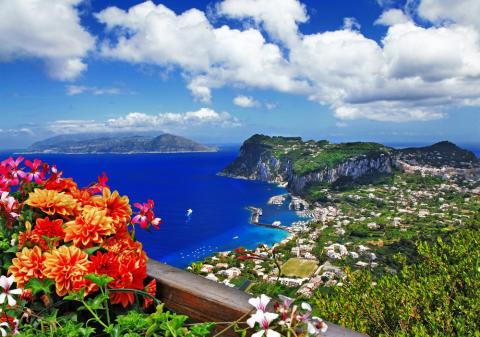 Lomamatkojen Napoli ja Sorrento
