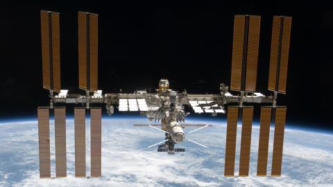 Internationale Raumstation ISS