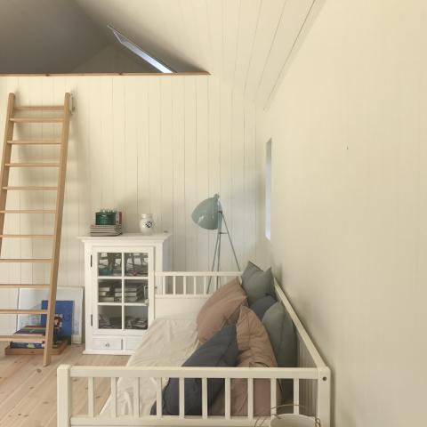 Et lille Mønhus med plads til gæster