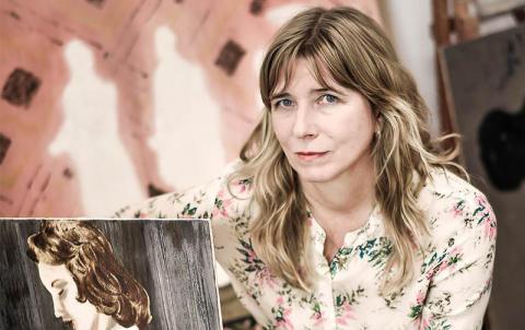 Karin Mamma Andersson får 2016 års Ganneviksstipendium inom bild och form