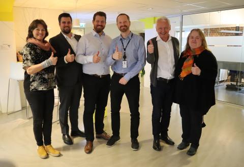 Storavtale mellom Bergen Kommune og Canon