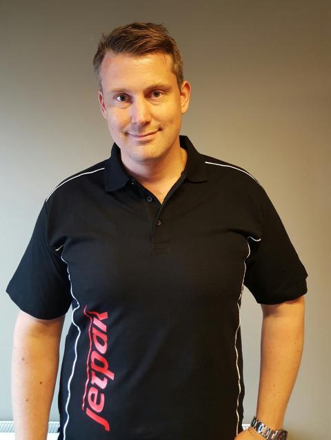 Johan Nilsson är vår nya franchisetagare i Luleå
