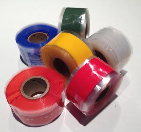 Vulkaniserande tape. Vulkaniskt bra tape!