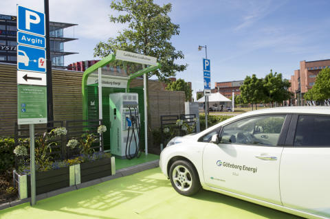 Göteborg Energi ansluter till Power Circle