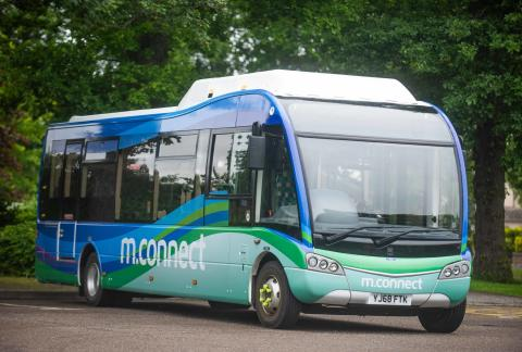 Bus services in Forres and rural Speyside to increase