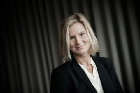 Cajsa Wiking invald i FRIIs styrelse