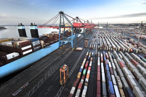 APM Terminals Gothenburg