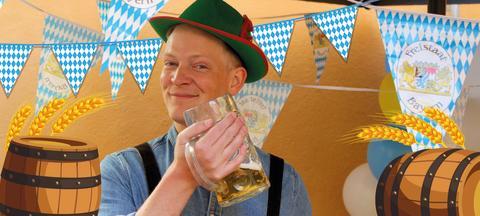Tyrolerhattens högtid är här – Oktoberfest