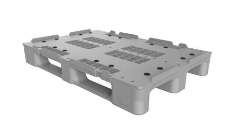 RackPal®1208M med kant