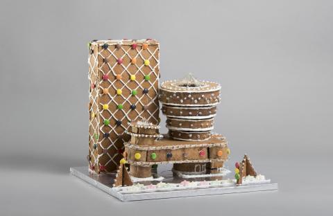 Pepperkakekonkurranse 2013, Klasse 1, Guggenheim-museet i New York