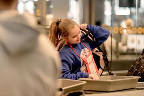 Barnas uker på Avinor Oslo lufthavn
