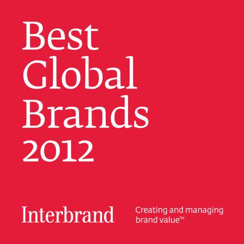 Canon mer verdifull som merkevare. – stiger på Interbrands rangering «100 Best Global Brands»
