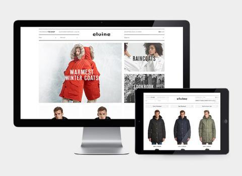 Elvine fortsätter att växa med ny nätbutik