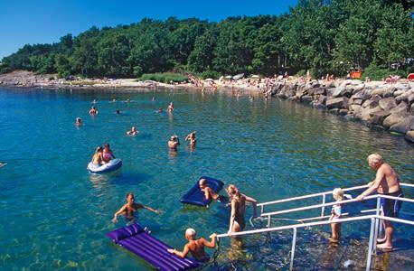 På fredag invigs länets första snorkelled