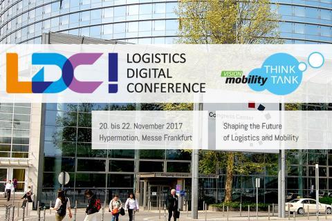 Logistics Digital Conference (Hypermotion) - Fahrerlos in der Transportkette