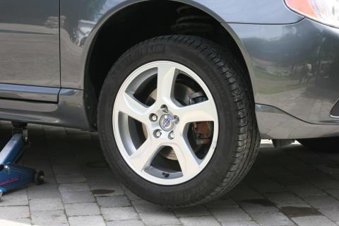 Wheelfix - Hållare vid däckbyte