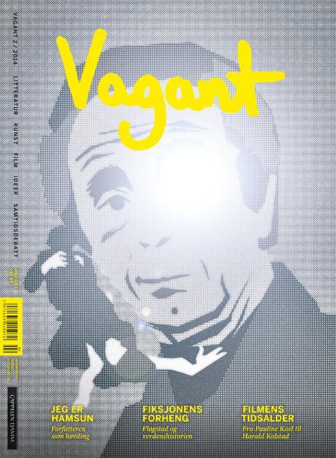 Vagant 2/2014_omslag