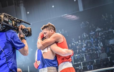 IMG sluter avtal med AIBA om medierättigheter till AIBA's världsmästerskap i Tyskland, fyra kontinentala mästerskap och World Series of boxing under 2017.