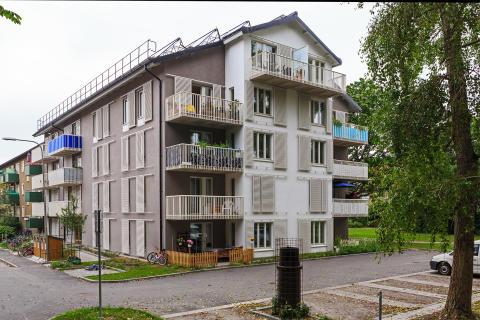 Stockholmshems unika passivhus prisat som föregångsprojekt