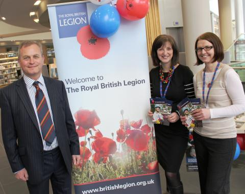 Legion's new Rochdale base opens