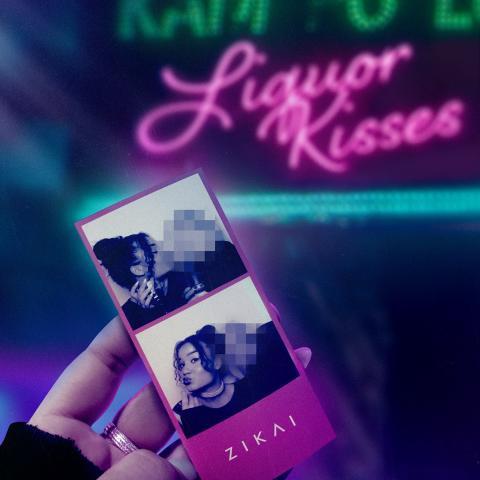 Zikai släpper ny singel - Liquor Kisses