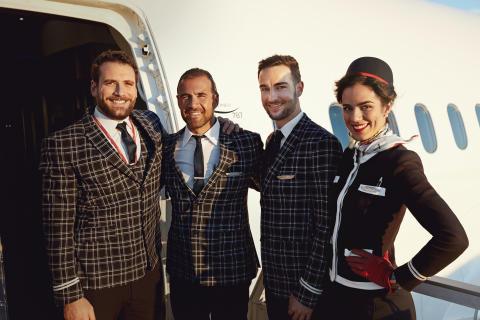 Norwegianin matkustamohenkilöstö
