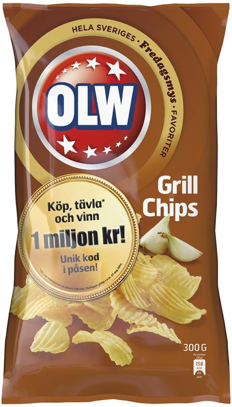 Grill miljon